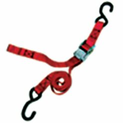 Straps and Tie Downs